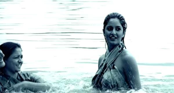 Katrina Kaif rare old music video heer