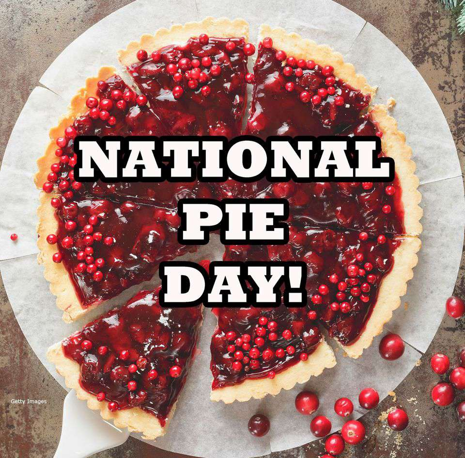 National Pie Day Wishes For Facebook