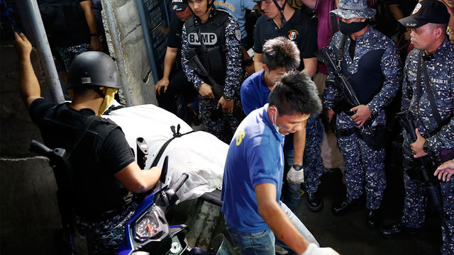 Inmates who died in Paranaque jail blast 'probably planned to escape'