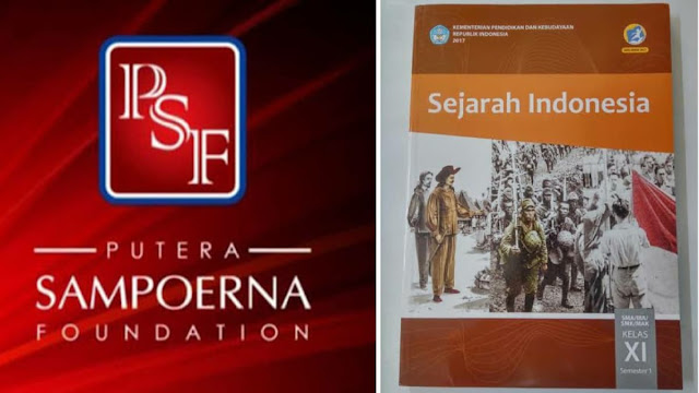 Penghapusan Mapel Sejarah Disebut Diinisasi oleh Sampoerna Foundation, Fadli Zon: Ini Sebuah Skandal!
