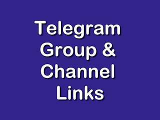 Telegram Group & Channel Links
