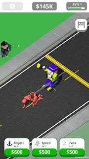 Jogo de simulação de corrida para Android com dinheiro infinito