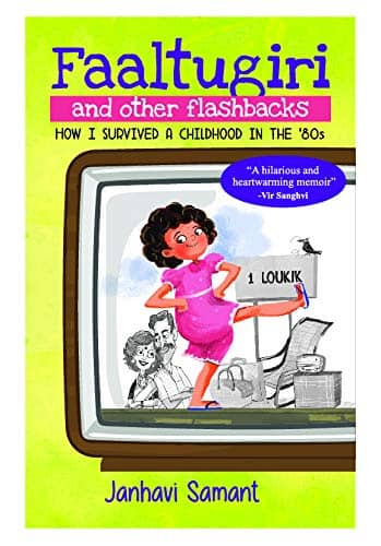 Book Review : Faaltugiri and other flashbacks - Janhavi Samant