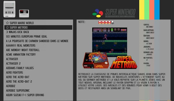 Recalbox 6.2 new features for the flagship distribution of retrogaming