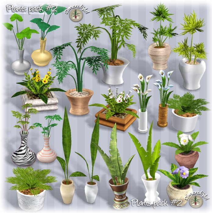 My sims 3 blog apr 7 2012 for Indoor gardening sims 4