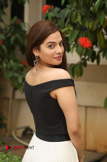 Telugu Actress Tanya Hope Stills at Appatlo Okadundevadu Audio Launch  0055.JPG