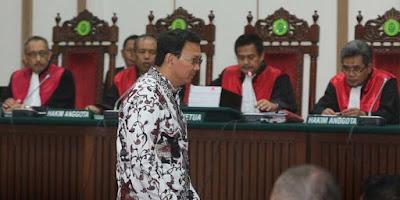Hakim kasus penistaan agama Ahok meninggal dunia