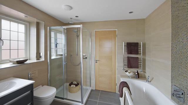 guest bathroom design images
