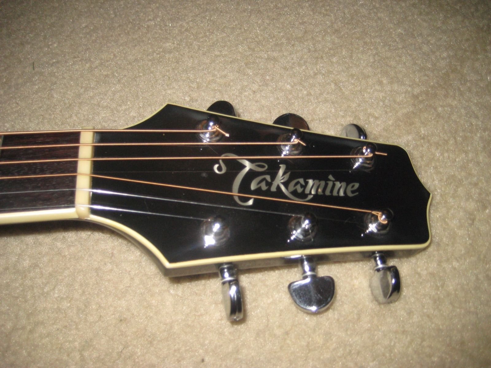 1981 Takamine EF341 Acoustic Guitar Review
