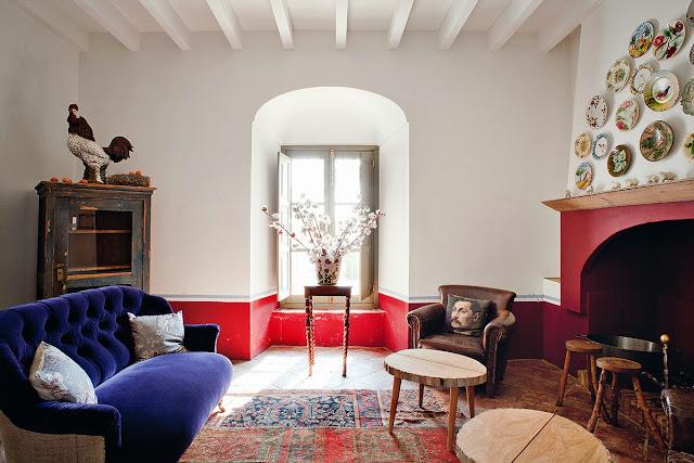 Decor : Eugenia Silva Casa in Extremadura {Cool Chic Style Fashion}