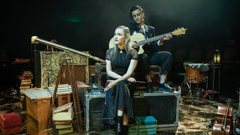 Ghost Quartet, Boulevard Theatre | Review