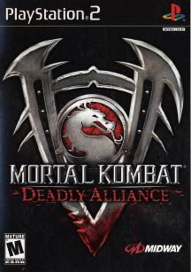 Mortal Kombat Deadly Alliance PS2 ISO