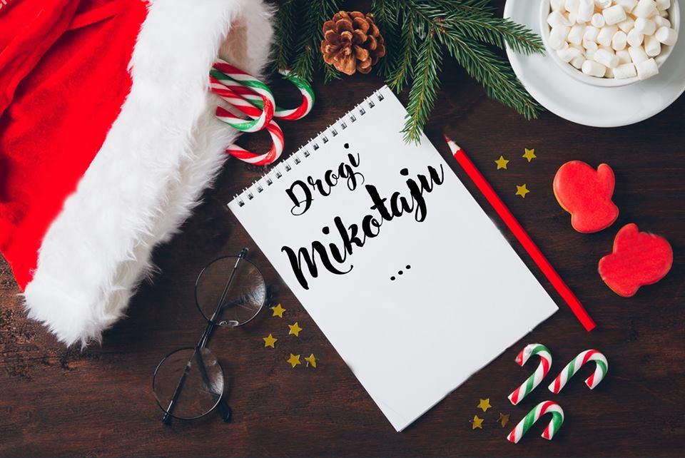 Mikołaju wszystko co dzisiaj chce... / Blogmass 2017