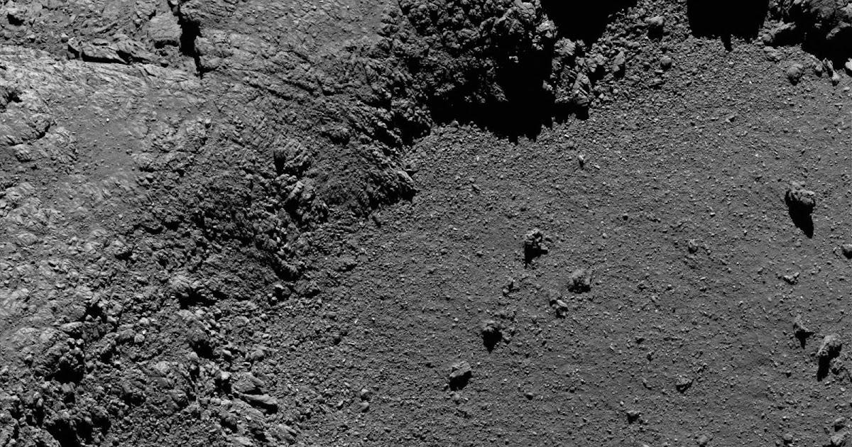 Rosetta a meno di tre chilometri dalla cometa