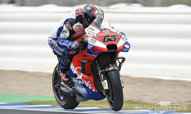 Hasil MotoGP Emilia Romagna: Francesco Bagnaia Tercepat FP4