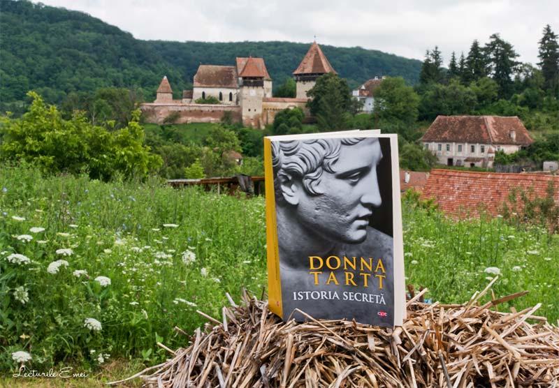 Istoria secreta Donna Tartt
