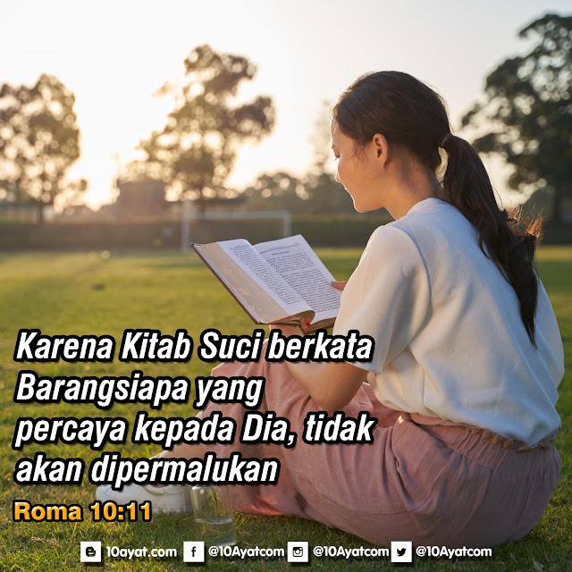 Roma 10:11