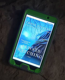 book review always watching chevy stevens