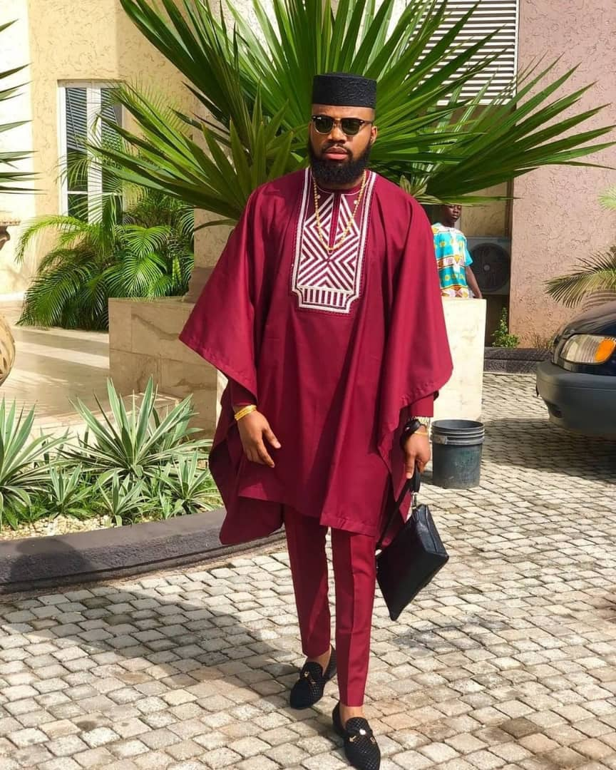 Latest Agbada Styles For Guys 2020: Best Trending Designs