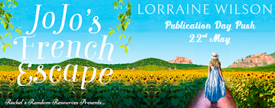 French Village Diaries book review Jojo's French Escape by Lorraine Wilson