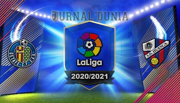 Prediksi Getafe vs Huesca , kamis 21 Januari 2021 Pukul 01.00 WIB @beIN Sports
