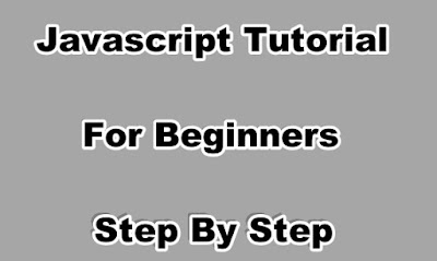 Javascript Tutorial For Beginners Step By Step