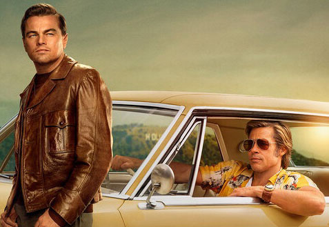 Once Upon A Time In Hollywood 2019 Saga Epik Transisi Era Klasik Dan New Wave Hollywood