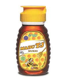 manfaat madu tj murni untuk anak