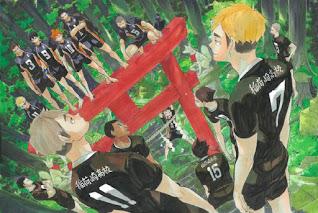 Hellominju.com : ハイキュー!! 4期 稲荷崎高校  Haikyu INARIZAKI High | Hello Anime !
