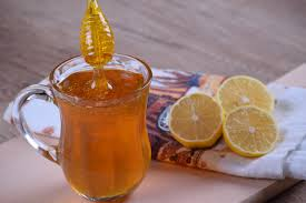 lemon and honey to remove illnesses
