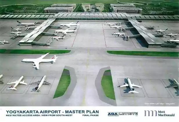 yogyakarta international airport masterplan