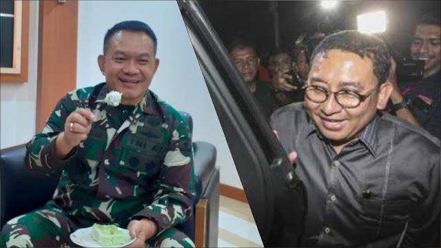 Fadli Zon Sentil Dudung: Saya Pikir Copot 900 Senjata dari Separatis, Rupanya Copot Baliho