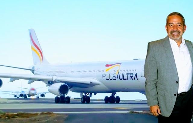 Retienen en el aeropuerto de Miami al empresario venezolano Rodolfo Reyes Rojas, vinculado a la aerolínea Plus Ultra