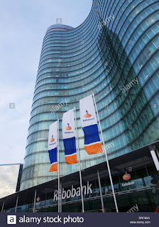 The Dutch Rabobank headquarters building in the city of Utrecht- Click to Enlarge.