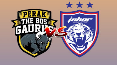 Live Streaming Perak vs JDT Liga Super 6.7.2019
