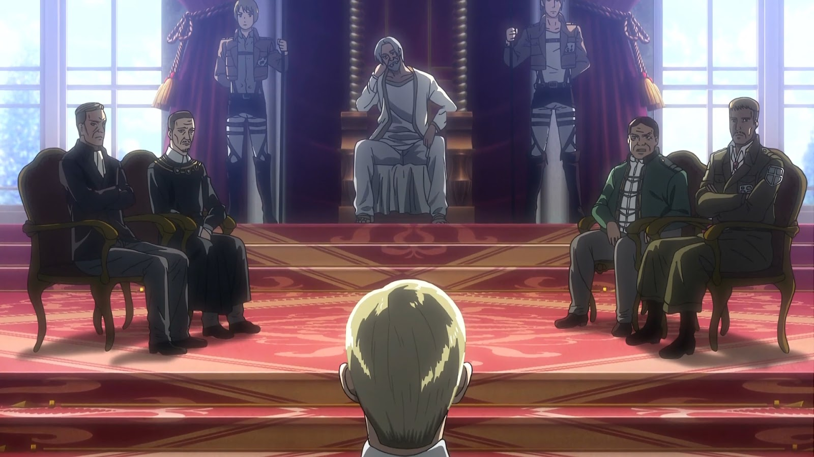 Shingeki no Kyojin - Temporada 3
