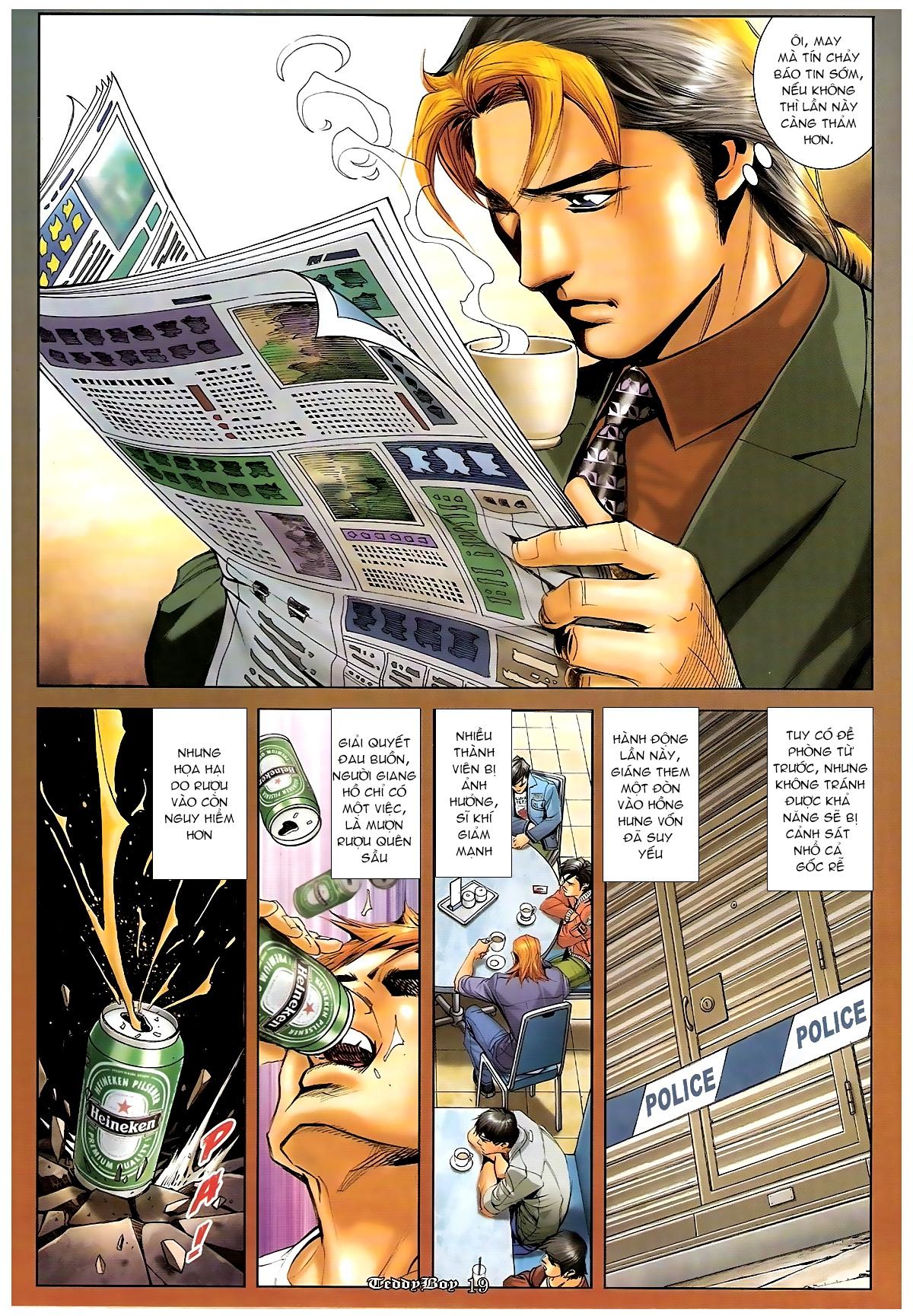 Người Trong Giang Hồ - Chapter 1263: Mua mạng Ngũ Hổ - Pic 17