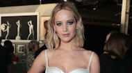 Jennifer Lawrence at BAM Gala 2018 at Brooklyn Cruise Terminal in NYC 05/30/2018