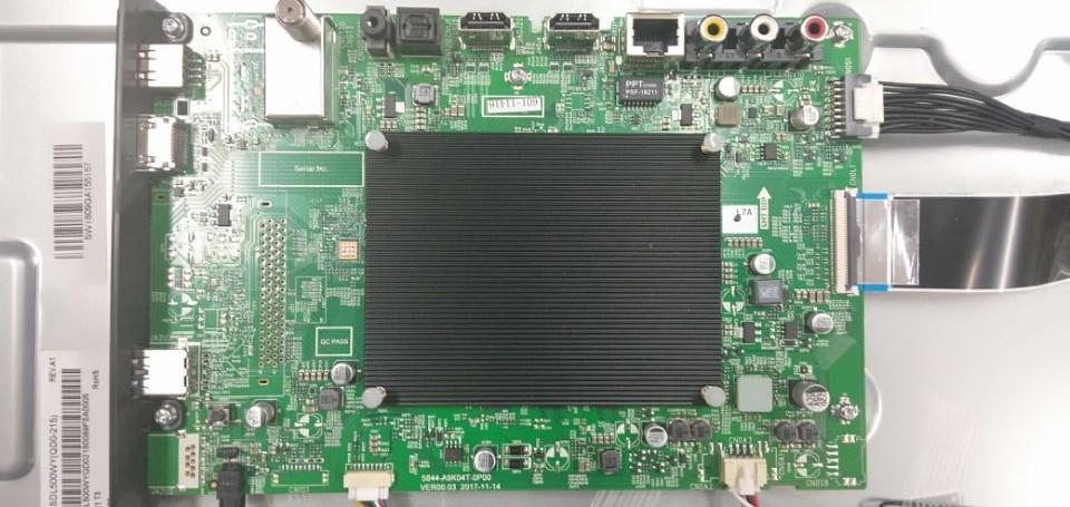 Coocaa 50S5G  Mainboard