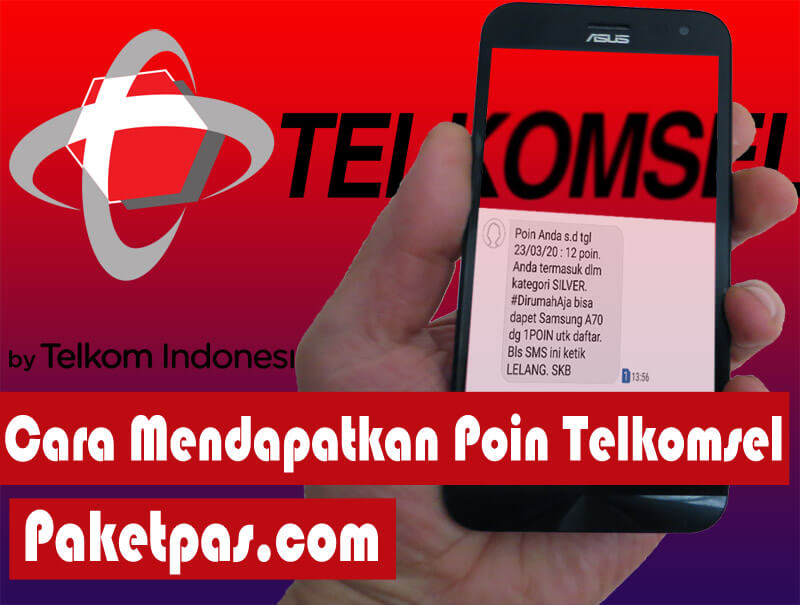 Poin Telkomsel, Cek Poin, Tukar Poin dan Cara Mendapatkan Poin