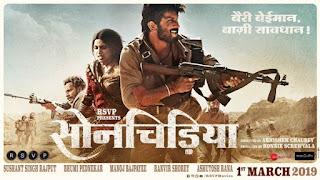 Sonchiriya Budget, Screens & Box Office Collection India, Overseas, WorldWide