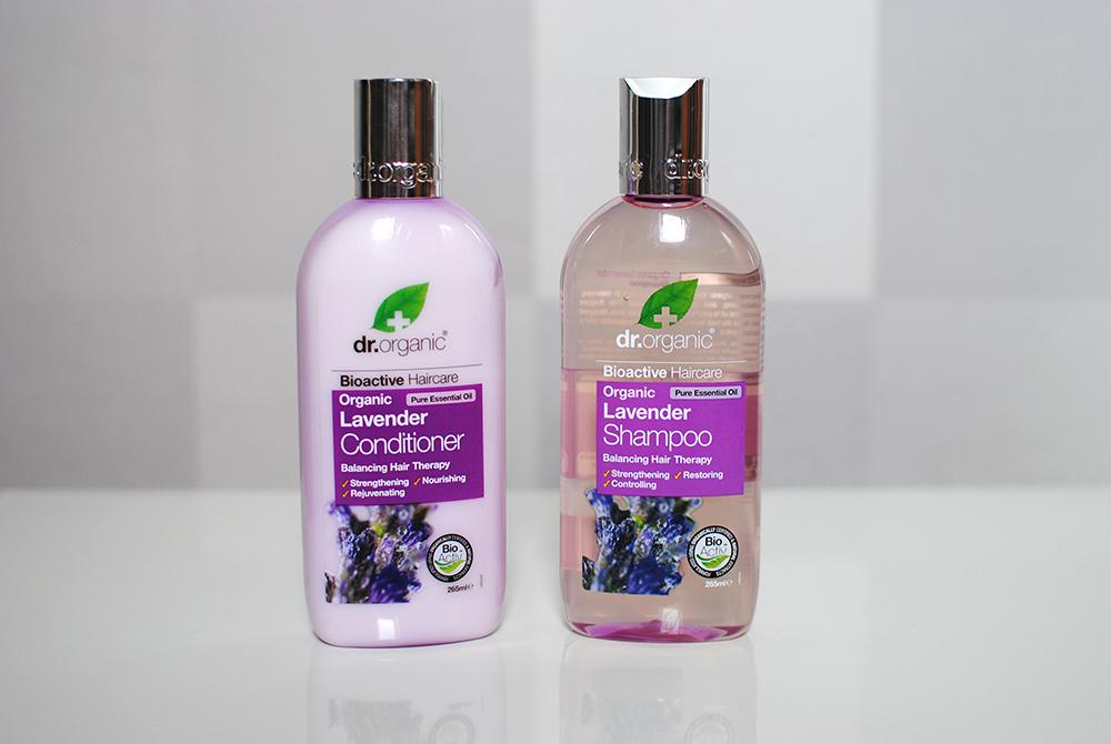dr organic lavender shampoo