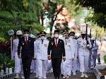 Walikota Parepare Ucapkan Selamat Kepada 11 Kepala Daerah Se- Sulsel yang Telah Dilantik