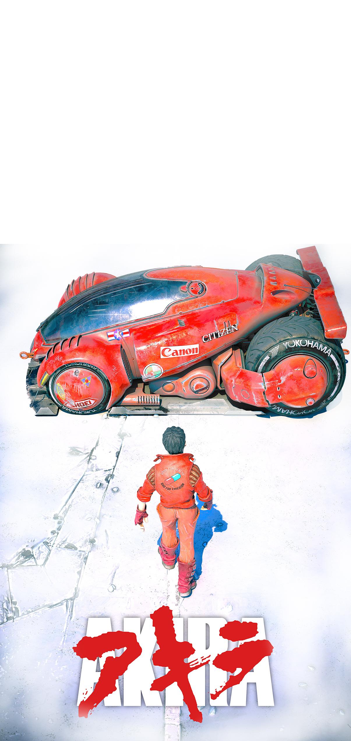 AKIRA MOBILE WALLPAPER
