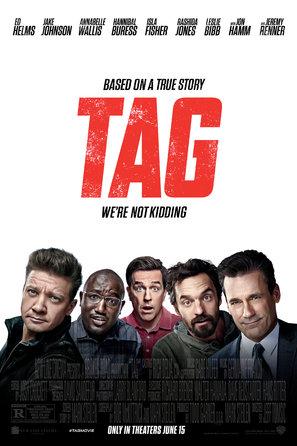 TAG (2018) ταινιες online seires oipeirates greek subs