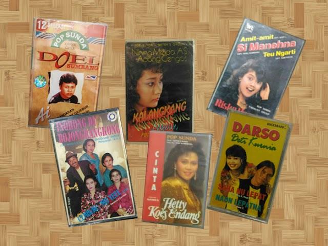 Sepenggal Kenangan Kejayaan Lagu Pop Sunda Era 80-90an