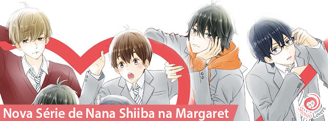 Nova Série de Nana Shiiba na Margaret