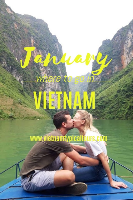 Top 10 Best Places To Travel To Vietnam In January