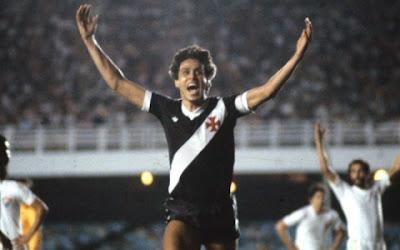 Roberto Dinamite é o maior jogador do futebol carioca