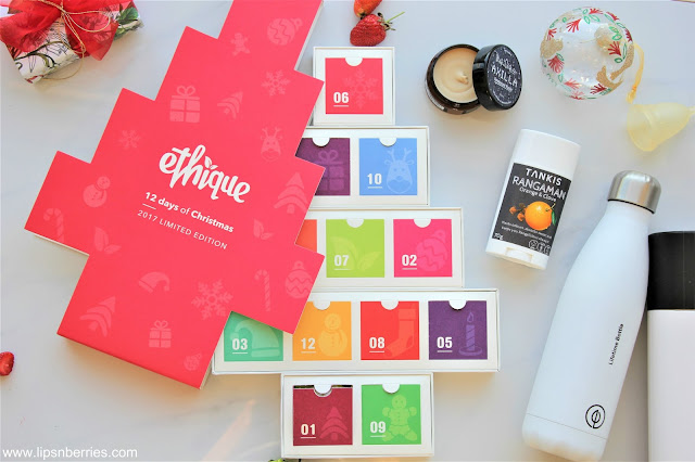 ethique solid shampoo bars review